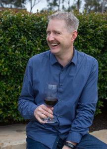 Mitch Bromage portrait